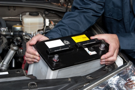 Car Battery Replacement Amherst NY